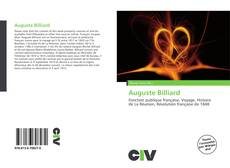 Bookcover of Auguste Billiard