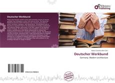 Capa do livro de Deutscher Werkbund