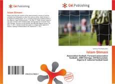 Bookcover of Islam Slimani