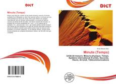 Bookcover of Minute (Temps)