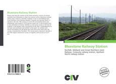 Portada del libro de Bluestone Railway Station