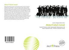 Bookcover of Abdul Fattah Ismail