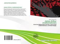 Bookcover of James Arthur (mathematician)