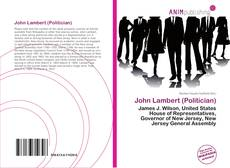 Couverture de John Lambert (Politician)