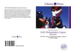Обложка 1945 Philadelphia Eagles Season