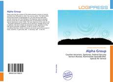 Couverture de Alpha Group