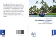 Capa do livro de Design and Industries Association