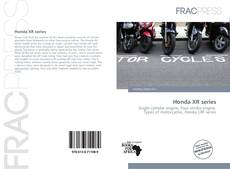 Borítókép a  Honda XR series - hoz