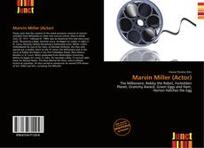 Marvin Miller (Actor) kitap kapağı