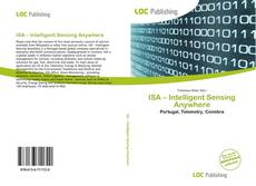 Bookcover of ISA – Intelligent Sensing Anywhere