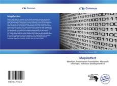 MapDotNet的封面