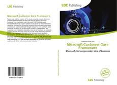 Обложка Microsoft Customer Care Framework