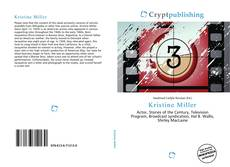 Bookcover of Kristine Miller