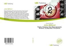Buchcover von John Milford