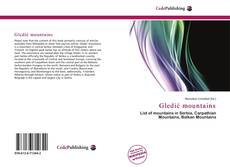 Bookcover of Gledić mountains