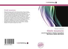 Gledić mountains kitap kapağı