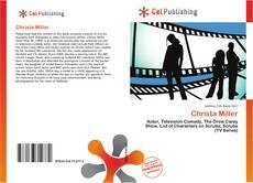 Buchcover von Christa Miller
