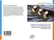 Copertina di Jupiter Fund Management