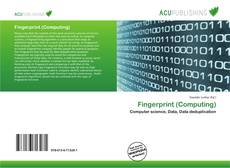 Fingerprint (Computing)的封面