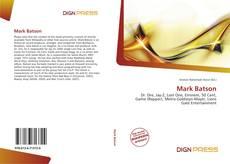 Bookcover of Mark Batson