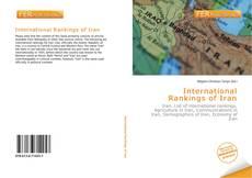 Copertina di International Rankings of Iran