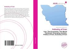 Bookcover of Industry of Iran