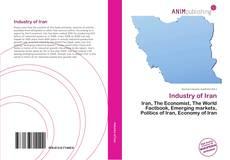 Обложка Industry of Iran