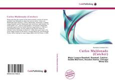 Portada del libro de Carlos Maldonado (Catcher)
