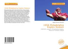 Portada del libro de 1958 Philadelphia Eagles Season