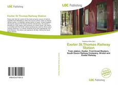 Bookcover of Exeter St Thomas Railway Station