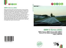 Couverture de BMW 5 Series (E60)