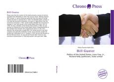 Bookcover of Bill Gunter
