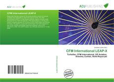 CFM International LEAP-X kitap kapağı