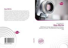 Portada del libro de Ajay Mehta