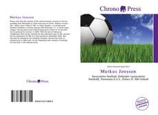 Portada del libro de Markus Jonsson