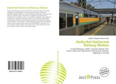 Bookcover of Haifa Hof HaCarmel Railway Station