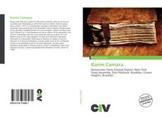 Bookcover of Karim Camara