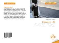 Capa do livro de Clarence 13X