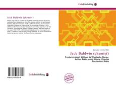 Bookcover of Jack Baldwin (chemist)