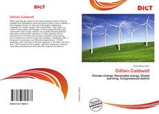 Bookcover of Gillian Caldwell