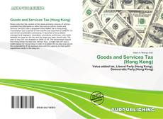 Buchcover von Goods and Services Tax (Hong Kong)