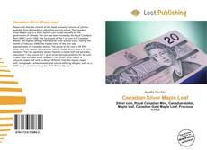 Bookcover of Canadian Silver Maple Leaf