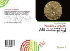 Bookcover of American Gold Eagle