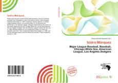 Isidro Márquez kitap kapağı