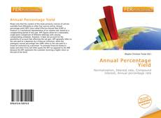 Bookcover of Annual Percentage Yield