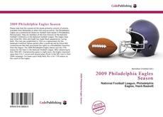 Bookcover of 2009 Philadelphia Eagles Season