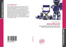 Bookcover of Jenny Maxwell