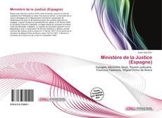 Bookcover of Ministère de la Justice (Espagne)