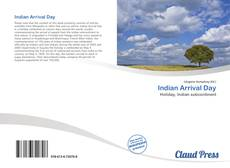 Bookcover of Indian Arrival Day