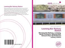 Buchcover von Leeming Bar Railway Station